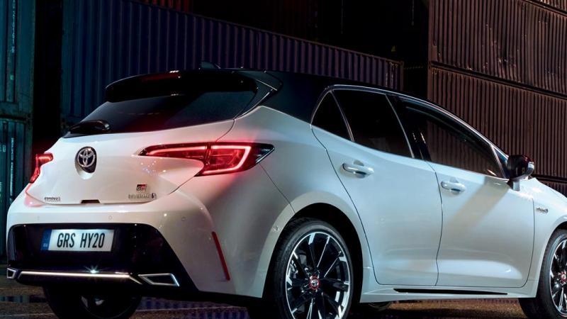 Corolla GR Sport - 0