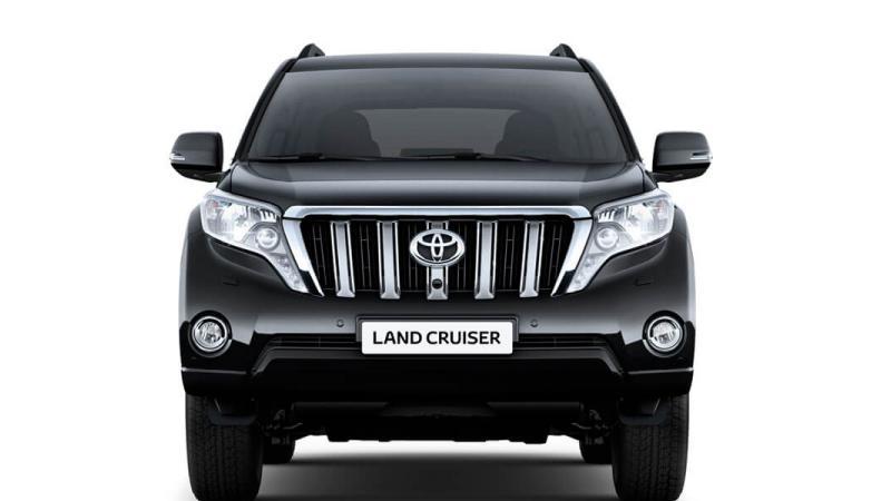 Land Cruiser - 0