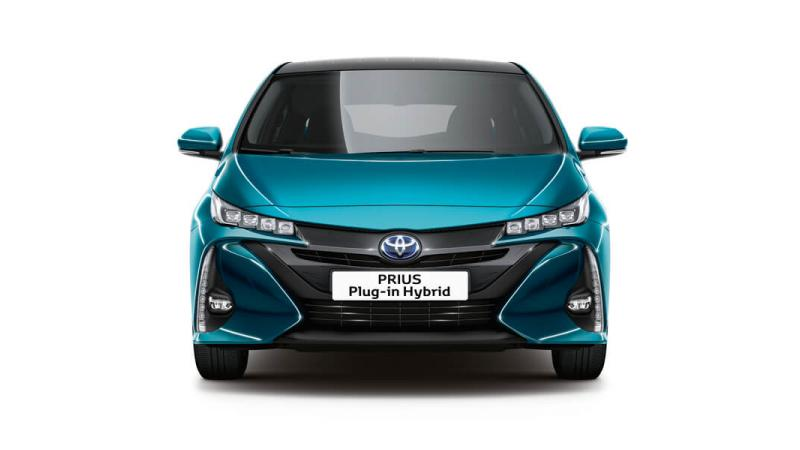 Prius Hybride Rechargeable - 10