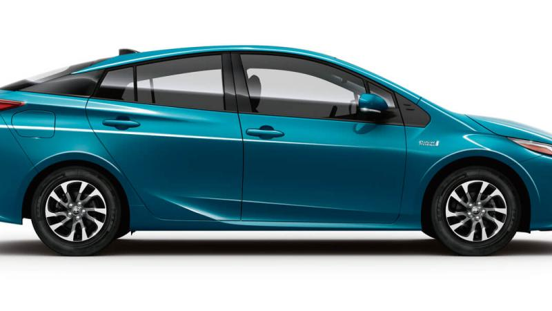 Prius Hybride Rechargeable - 12
