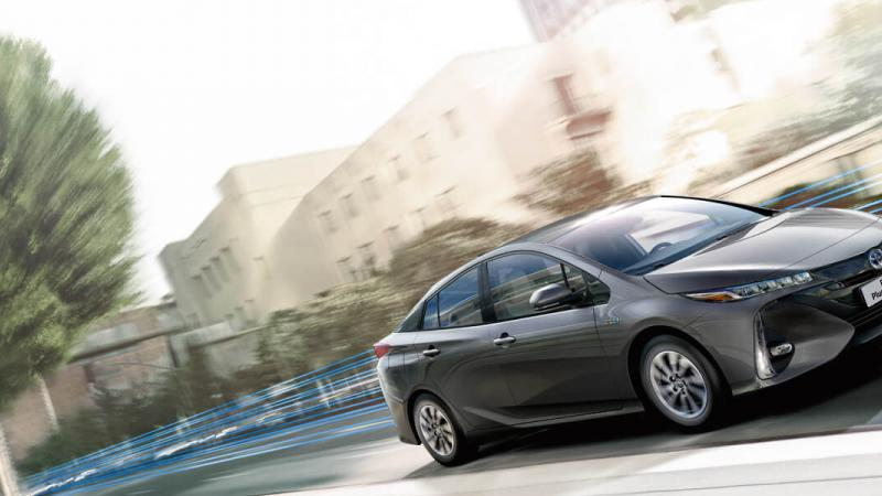 Prius Hybride Rechargeable - 4