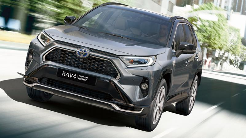 RAV-4 Hybride rechargeable - 3
